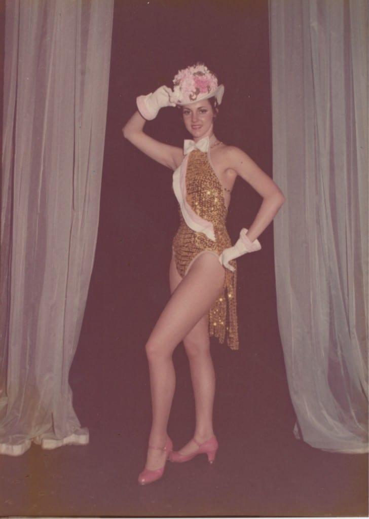 Former Rockette Susanne Doris