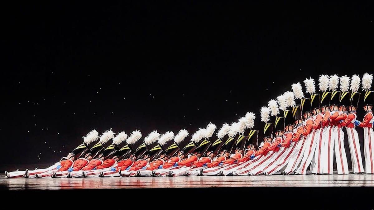 Radio City Christmas Spectacular 2021 Allstate Arena Calendar The Rockettes