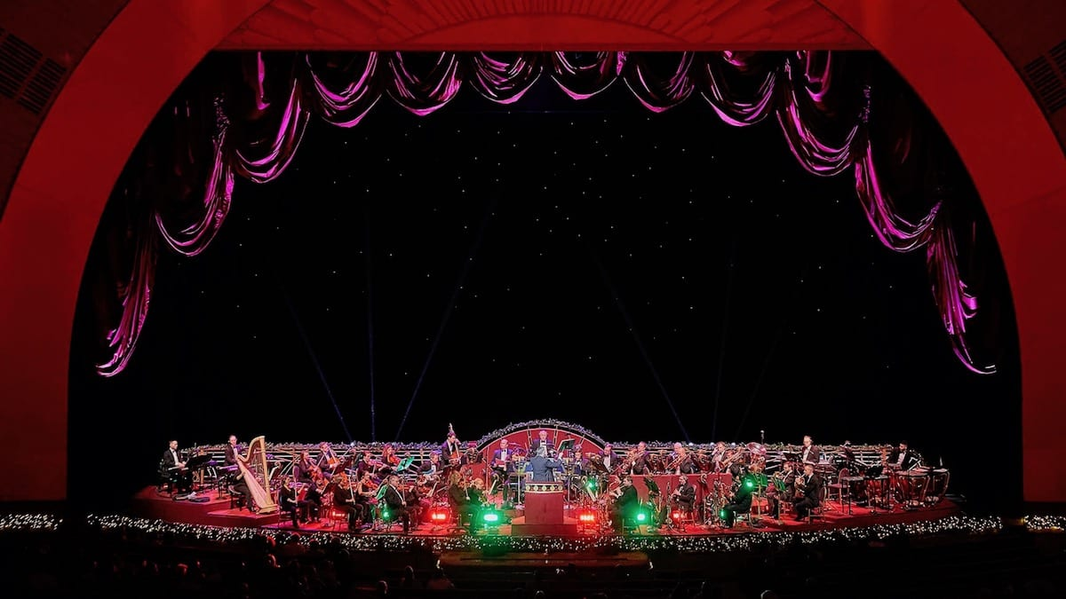 Radio City Christmas Spectacular 2021 Auditions Orchestra Auditions The Rockettes