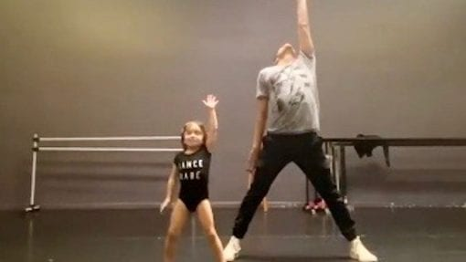 Dancer of the Week: 4-Year-Old Boy Is The Next Big Thing In Dance