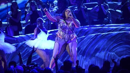 Dancer of the Week: Ballerina Performs Stunning Solo During Lizzo's Grammy Act