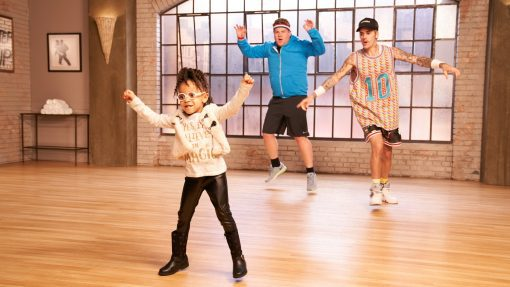 """Dancer of the Week: Justin Bieber Joins James Corden for a """"Toddlerography"""" Dance Class"""