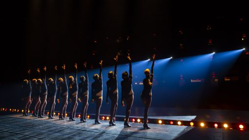 Behind the Scenes from the Rockettes 'All That Jazz' Fosse Tribute