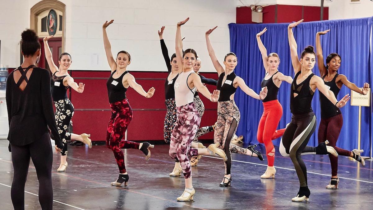 Radio City Christmas Spectacular 2021 Auditions Dancer Development Program The Radio City Rockettes